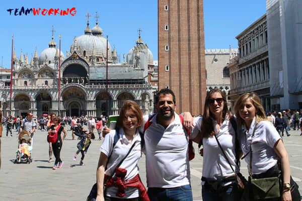 Incentive in Italy: Venice
